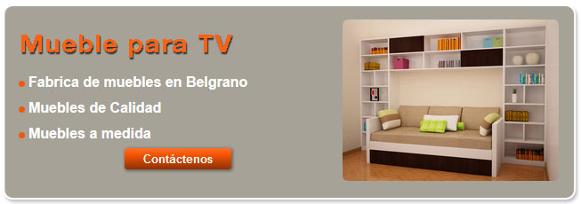 Tu muebles para lcd de fabrica for Muebles modernos living para tv