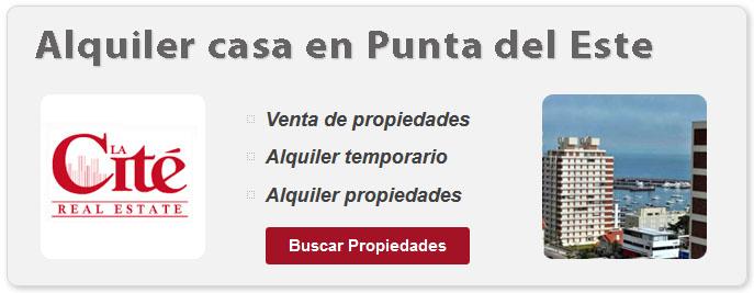 Disfrutando de punta alquiler propiedad en uruguay for Alquiler de casas baratas en sevilla este